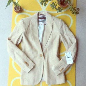 Zara basic blazer x-small